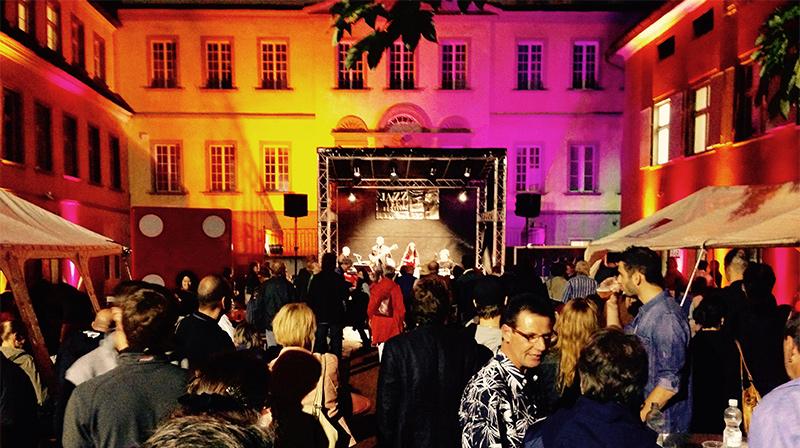 Jazz Welt Festival